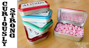 Make Your Own Homemade Altoids