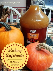 How to Make  Apfelwein at Home : A Picture Tutorial