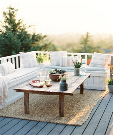 Creating an Escape at Home : Decks