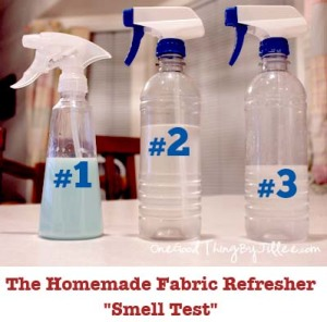 3 Homemade Febreze Recipes With a Sniff Comparison Test
