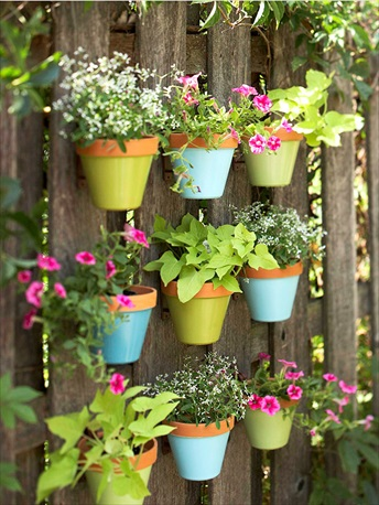 40 Ideas to Dress Up Terra Cotta Flower Pots