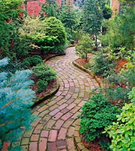 9 Ways to Create a Garden Path