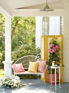 12 Ways to Create a Relaxing Porch