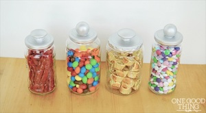 How to Repurpose Glass Jars Into Multi-Purpose Storage Containers