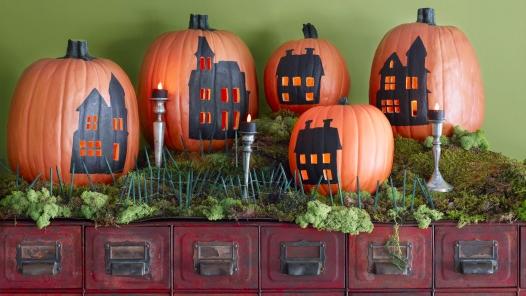 25 Clever Halloween Pumpkin Ideas