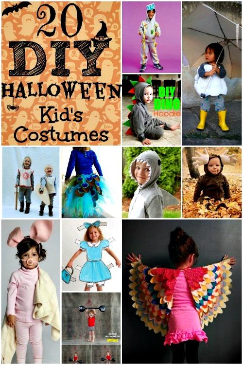 20 Halloween Costumes