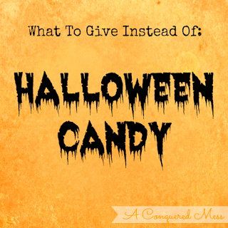 40 Alternatives To Halloween Candy
