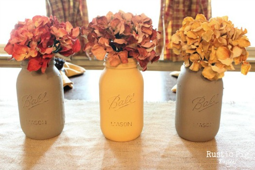 Fall Ball Jars