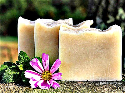 How to Make Honey & Dandelion Soap
