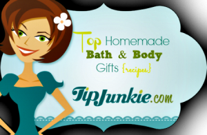 Top Homemade Bath & Body Gifts