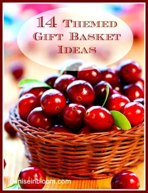 14 Homemade Themed Gift Basket Ideas
