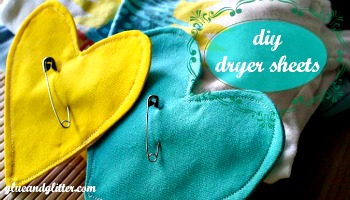 How to Make Your Own DIY Chemical-Free Dryer Sheets