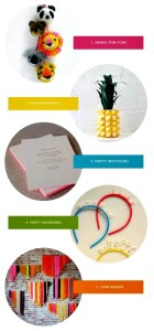 Fun DIY Party Projects