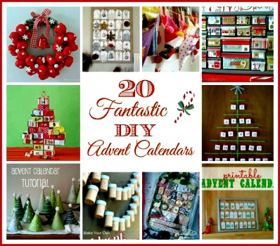 20 Advent Calendars