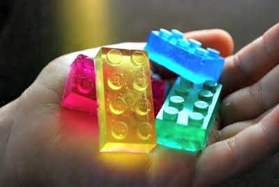 How to Make Lego Glycerin Soap