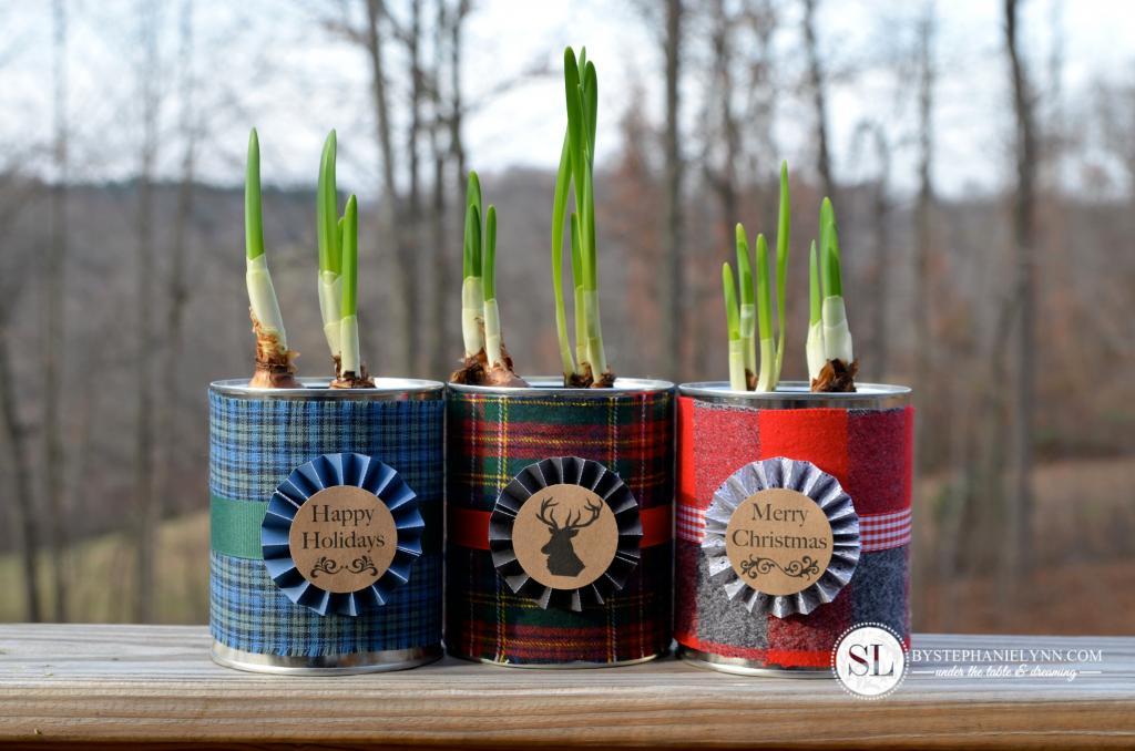 Handmade Paper Pinwheel Gift Tags