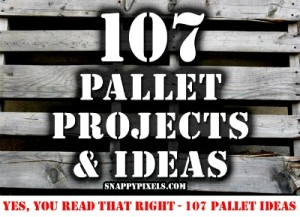 107 Pallet Projects & Ideas