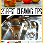 35 Best Home Cleaning Tips & Natural Cleaning Recipes
