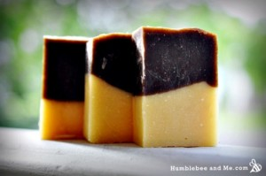How to Make Lemongrass & Seaweed Shampoo Bars