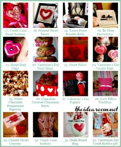 47 Valentine's Day Projects from the Idea Room