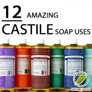 12 Amazing Castile Soap Uses