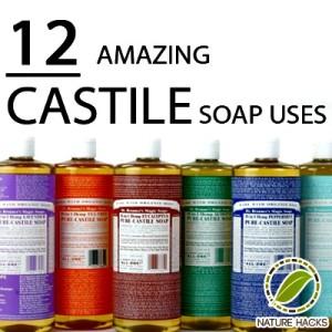 12 Amazing Castile Soap Uses