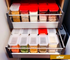 18 Genius Kitchen Organizing Tips