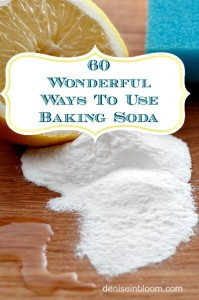 60 Wonderful Ways to Use Baking Soda