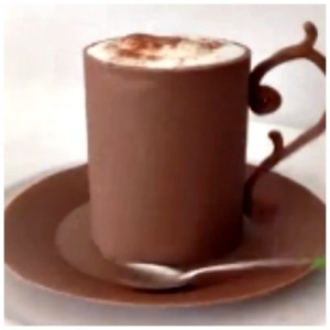 How to Make Chocolate Mousse in a Chocolate Cup