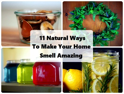 best natural air fresheners, best homemade air fresheners