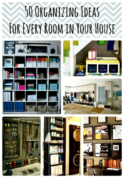best spring organizing ideas