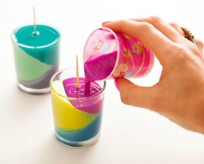 30 Creative and Special DIY Candles