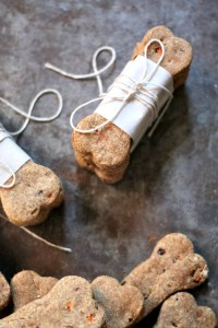 How to Make a Carrot & Banana Natural Dog Treat (Recipe)