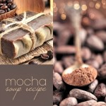 Homemade Mocha Soap Recipe
