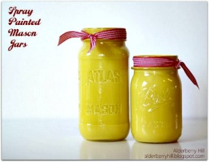 Mason Jar Mania – More Creative Uses for Mason Jars than You Can Shake a Stick At