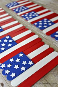 25 Easy 4th of July DIY Patriotic Crafts
